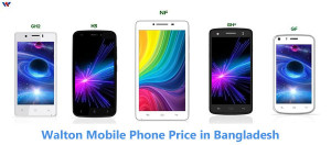 Walton Mobile Phone Price in Bangladesh