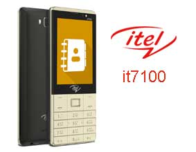 itel it7100 mobile