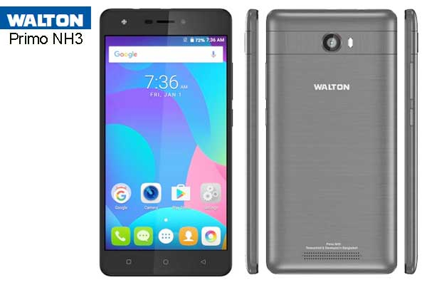 walton primo nh3 key features and price in bangladesh