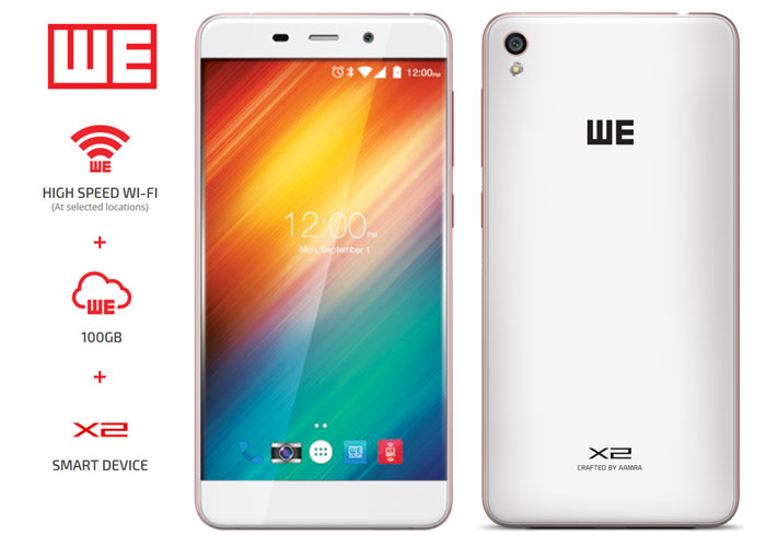 WE X2 Mobile Phone