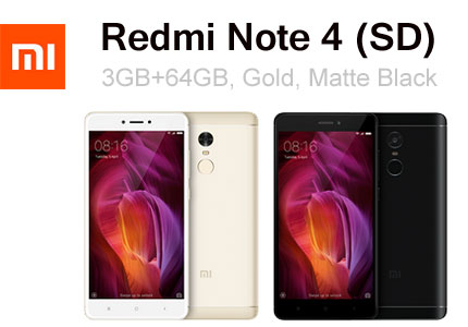 Xiaomi Redmi Note 4 3GB