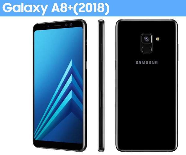 Samsung Galaxy A8 plus 2018