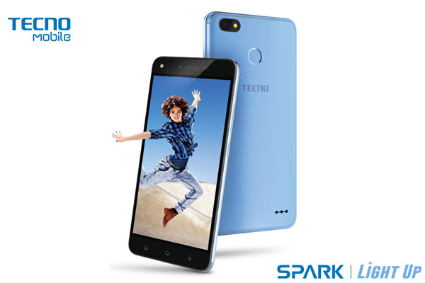 TECNO SPARK mobile phone