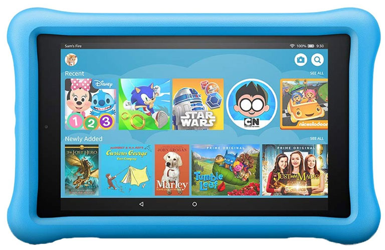 Amazon Kindle Fire HD 8 Kids Edition