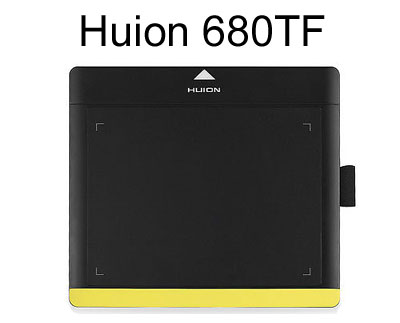 Huion 680TF Graphics Tablet