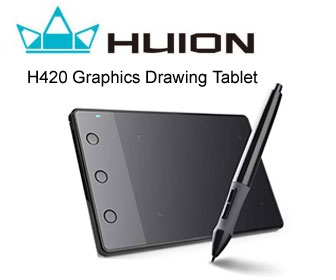 Huion H420 Graphics Drawing Tablet