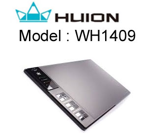 Huion WH1409 Graphics Tablet