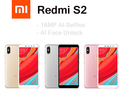 Xiaomi Redmi S2 small